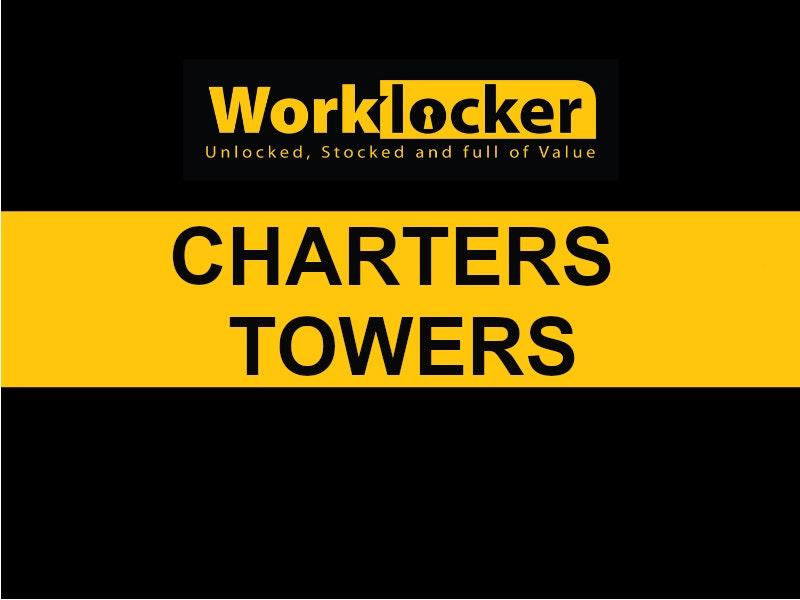 Worklocker Charters Towers Logo