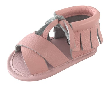 Wildchase Boho Sandals - 100% Leather - Pink