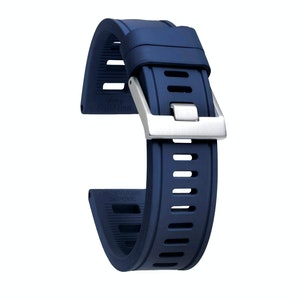 Isofrane Dive Watch Rubber Strap Navy Blue