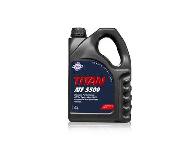 Fuchs Titan ATF 5500 (5005) 4LT Pack BMW | Volvo | VW Spec