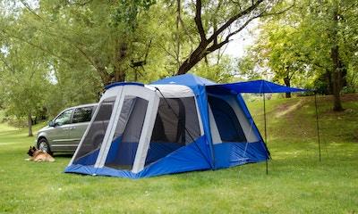 Napier Sportz SUV tent review