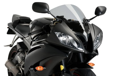 Puig Standard Screen To Suit Yamaha YZF-R6 2008 - 2016 (Smoke)