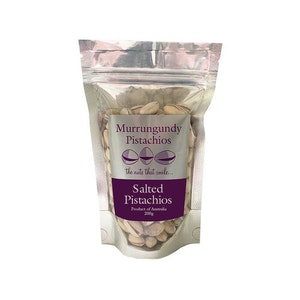 Murrungundy Salted Pistachios