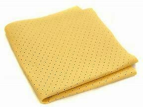 Chamois Perforated - Pack of 3