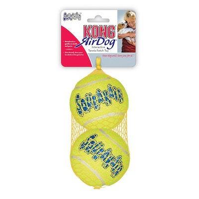 KONG Air Squeaker Balls Large 2 Pack