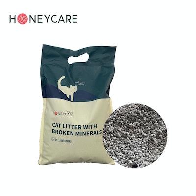 Honeycare Broken Mineral Cat Litter (Bentonite) 5KG