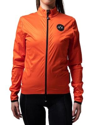 Band of Climbers Women's Izoard Wind Jacket - Orange
