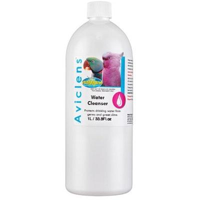 Vetafarm Aviclens Clean Pet Bird Drinking Water Cleanser - 5 Sizes