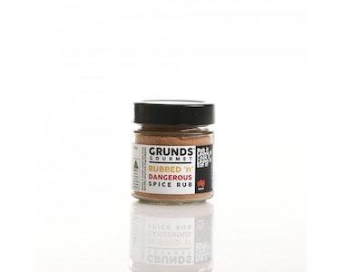 Rubbed 'n' Dangerous Spice Rub 170gm