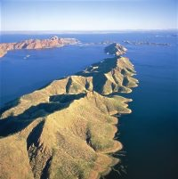 Lake Argyle, near Kununurra, courtesy Tourism WA