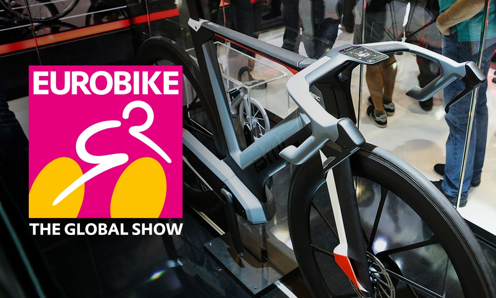 Bike Porn at Eurobike 2014 - Part 1