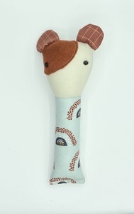 Handcrafted Toy Rattle