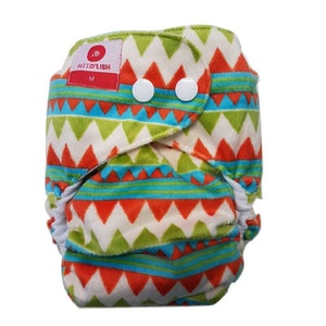 All In One Nappy: Tee-Pee