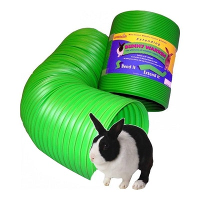Snugglesafe Bunny Warren Tunnel for Rabbit & Guinea Pig 21-76cm