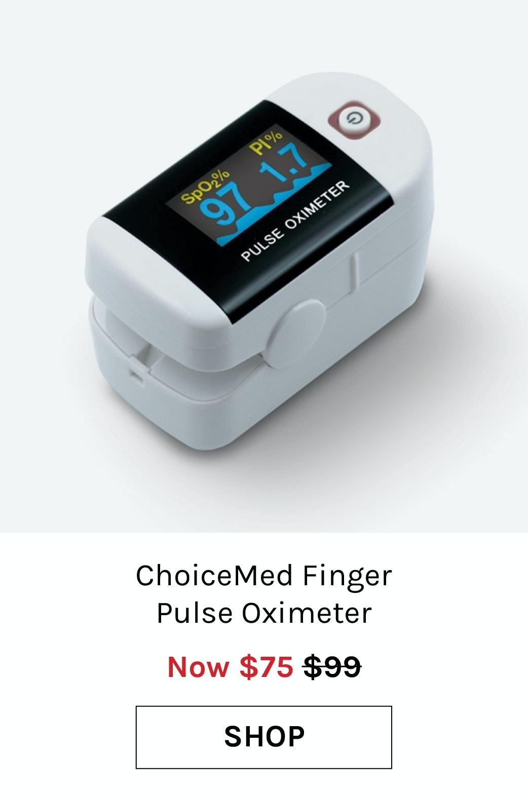 ChoiceMed ChoiceMMed Finger Pulse Oximeter