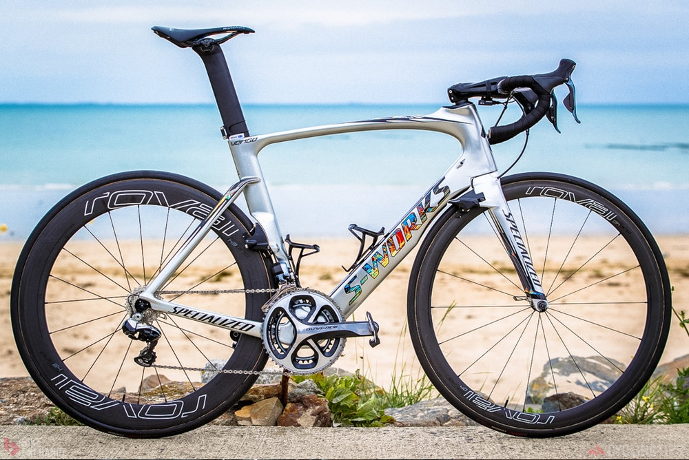 marcel kittel custom specialized venge vias 2016