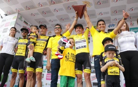 """""""El Tour Colombia 2.1 es el Evento Ciclístico más Importante de los Últimos Tiempos"""""""