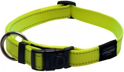 Rogz Utility Collar Dayglow