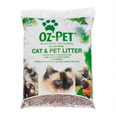 Oz-Pet All Natural Pet & Cat Litter