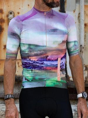 Login Cycle Club SILAS - Login Men's Cycling Jersey