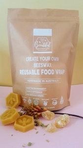 Beeutiful Beeswax Wraps DIY Kit 250g