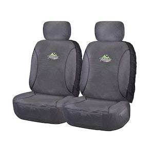 Trailblazer Seat Covers For Mazda Bt50 Un Series 2006-2011 Single/Dual/Freestyle Cab | Charcoal