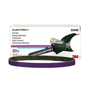 Cubitron II File Belts 10mm - Packs of 10
