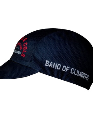 Band of Climbers Caffeine & Cols Cycling Cap