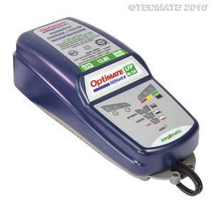 Optimate Lithium 4s 5A 12.8V Charger For Lithium Batteries