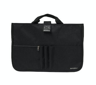 Basil Organiser For Notebook Black