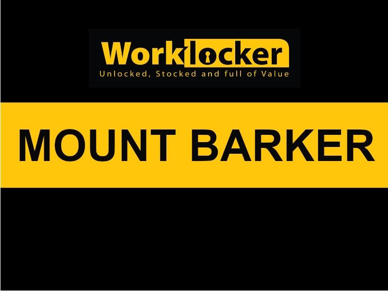 Worklocker Mount Barker Logo