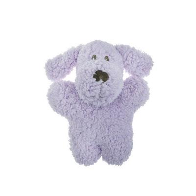 Aroma Dog Calming Fleece Man Dog Squeaker Toy 24cm