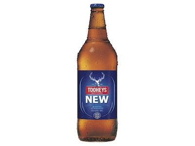 Tooheys New Bottle 750mL