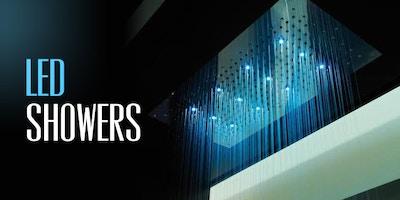 LED Showers