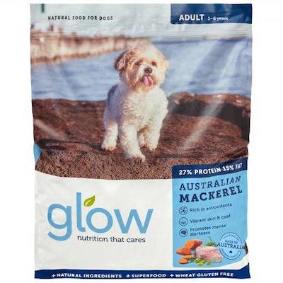 GLOW Adult Australian Mackerel Dry Dog Food 10kg