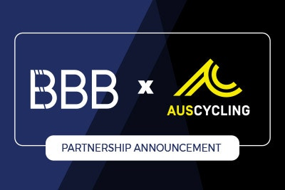 BBB Cycling Australia distributed by BikeSportz partner with AusCycling