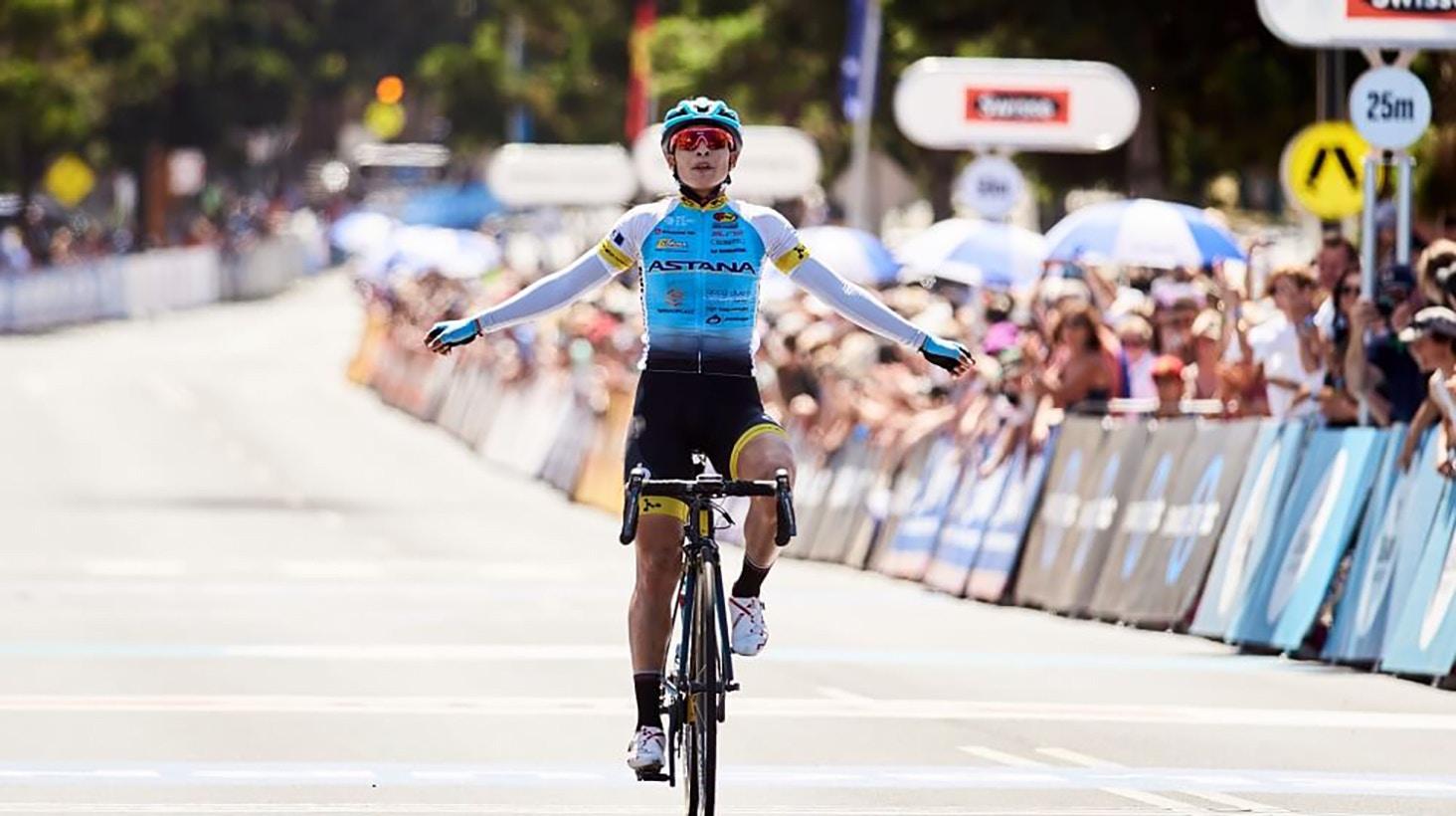 Northwave - Arlenis Sierra claims prestigious win at Cadel Evans race