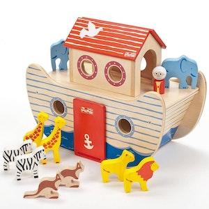 Indigo Jamm - Noah's Wooden Ark