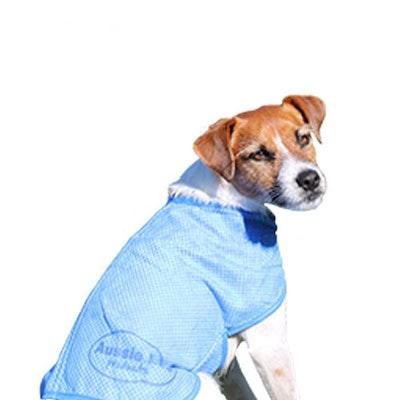 Aussie Dog Wet Vest Lightweight Flexible Dog Vest - 4 Sizes