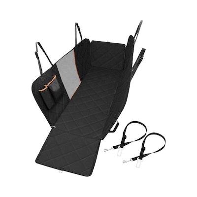 petwant Floofi Premium Waterproof Back Car Seat Cover