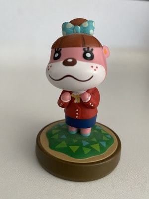 Lottie: Animal Crossing Amiibo