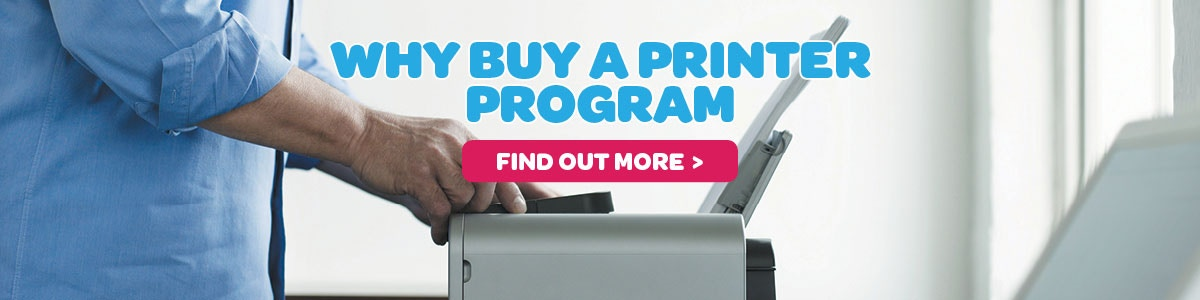 Why Buy A Printer