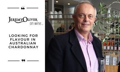 Looking for flavour in Australian Chardonnay