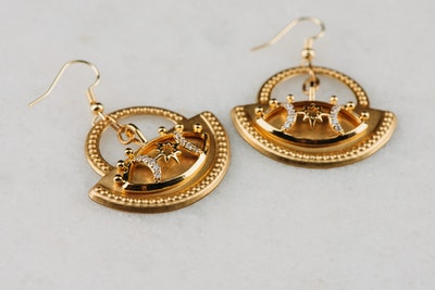 Life and Soul Earrings