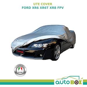 AUTOTECNICA FORD FALCON UTE StormGuard Car Cover Waterproof XR6 XR6T XR8 FPV