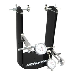 Minoura Wheel Truing Stand Pro Micro Meter Tool Case