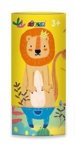 Avenir - Silky Crayons - Lion