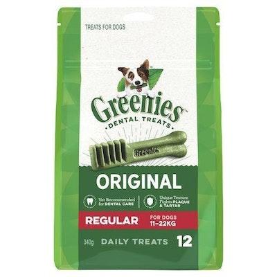 Greenies Original Regular 340g