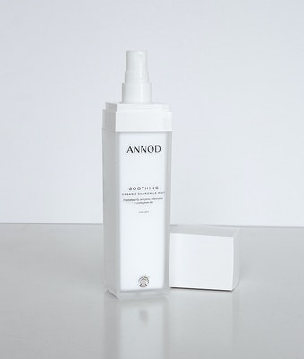 Annod Natural Skincare Soothing Organic Chamomile Mist for sensitive skins