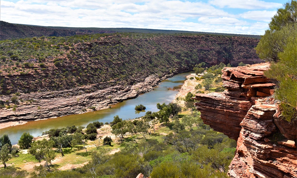 Kalbarri: beach, bush and a bloody good time